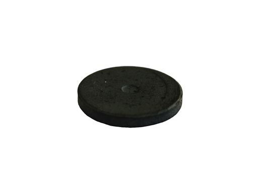 Ceramic Ferrite Single Sided Disc Magnet Ø22mm x 3mm