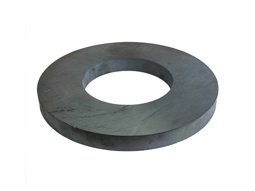 Ceramic Ferrite Ring Magnet Ø220mm x 110mm x 20mm