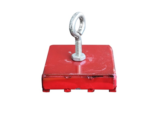 Lifting / Retrieving Magnet with hook - 18kg