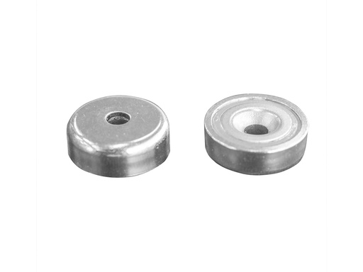 Neodymium Pot Magnet Ø20mm x 7mm - 4.5mm Countersunk Hole