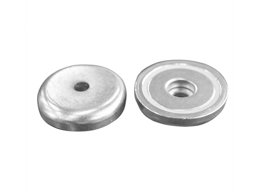 Neodymium Pot Magnet Ø32mm x 8mm - 5.5mm Hole