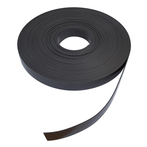 Magnetic Strip 25.4mm x 1.5mm - 30m roll (No Self-Adhesive)
