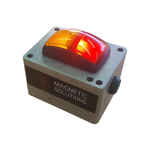 Magnetic LED Marker Light - Red / Amber