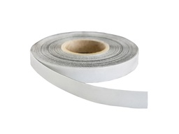 [10487] Flexible Magnetic Receptive Strip - Self Adhesive - 25.4mm x 0.6mm - per metre