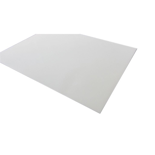 Magnetic Sheet - White 615mm x 457mm x 0.8mm