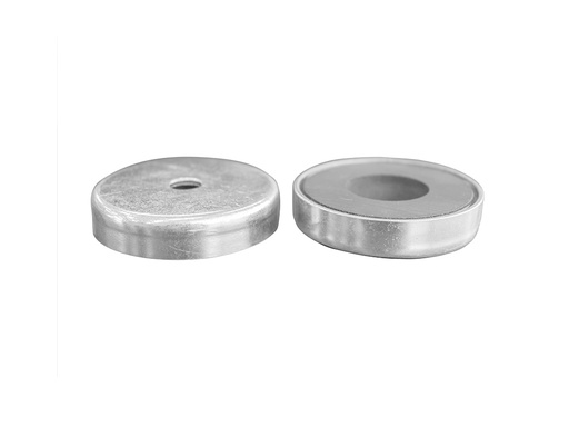 Ceramic Ferrite Pot Magnet Ø88mm x 19mm - 13.5mm Hole